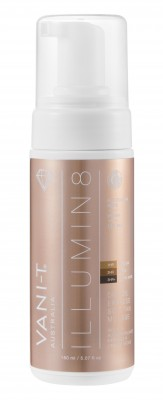 Illumin8 dry oil express spraytan mousse